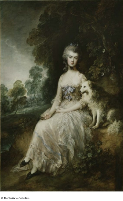 Mrs. Mary Robinson (Perdita)