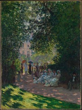 Monet Parc Monceau